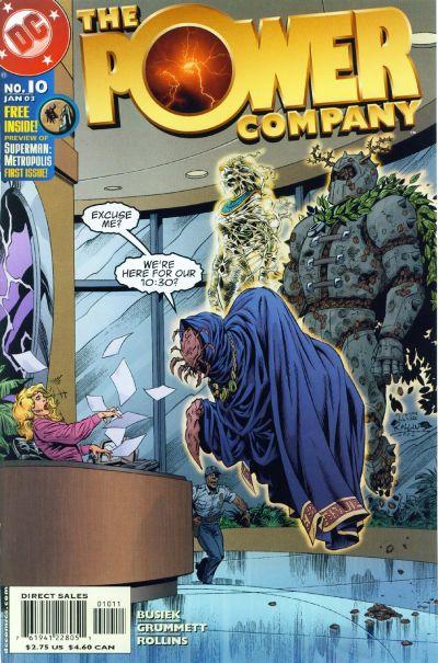 The Power Company Vol 1 10