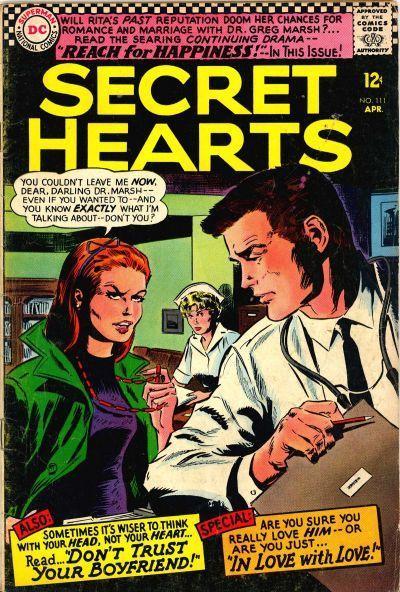 Secret Hearts Vol 1 111