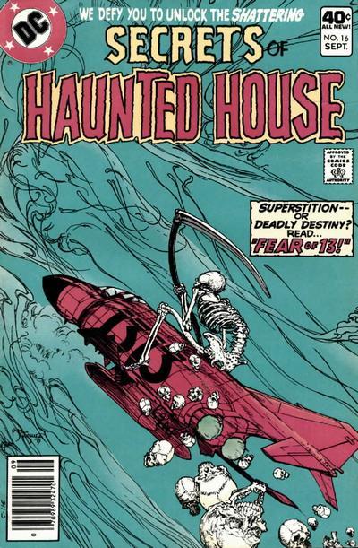 Secrets of Haunted House Vol 1 16