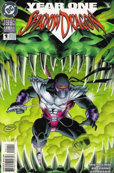 Shadowdragon Annual Vol 1 1