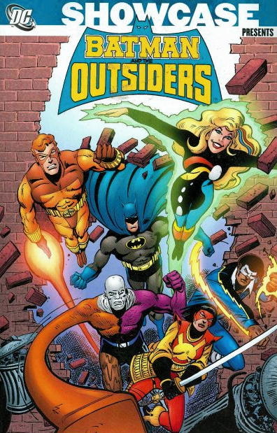 Showcase Presents: Batman and the Outsiders (Collected)