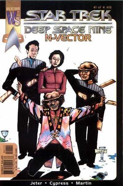 Star Trek: Deep Space Nine: N-Vector Vol 1