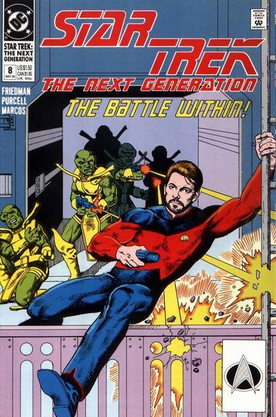 Star Trek: The Next Generation Vol 2 8