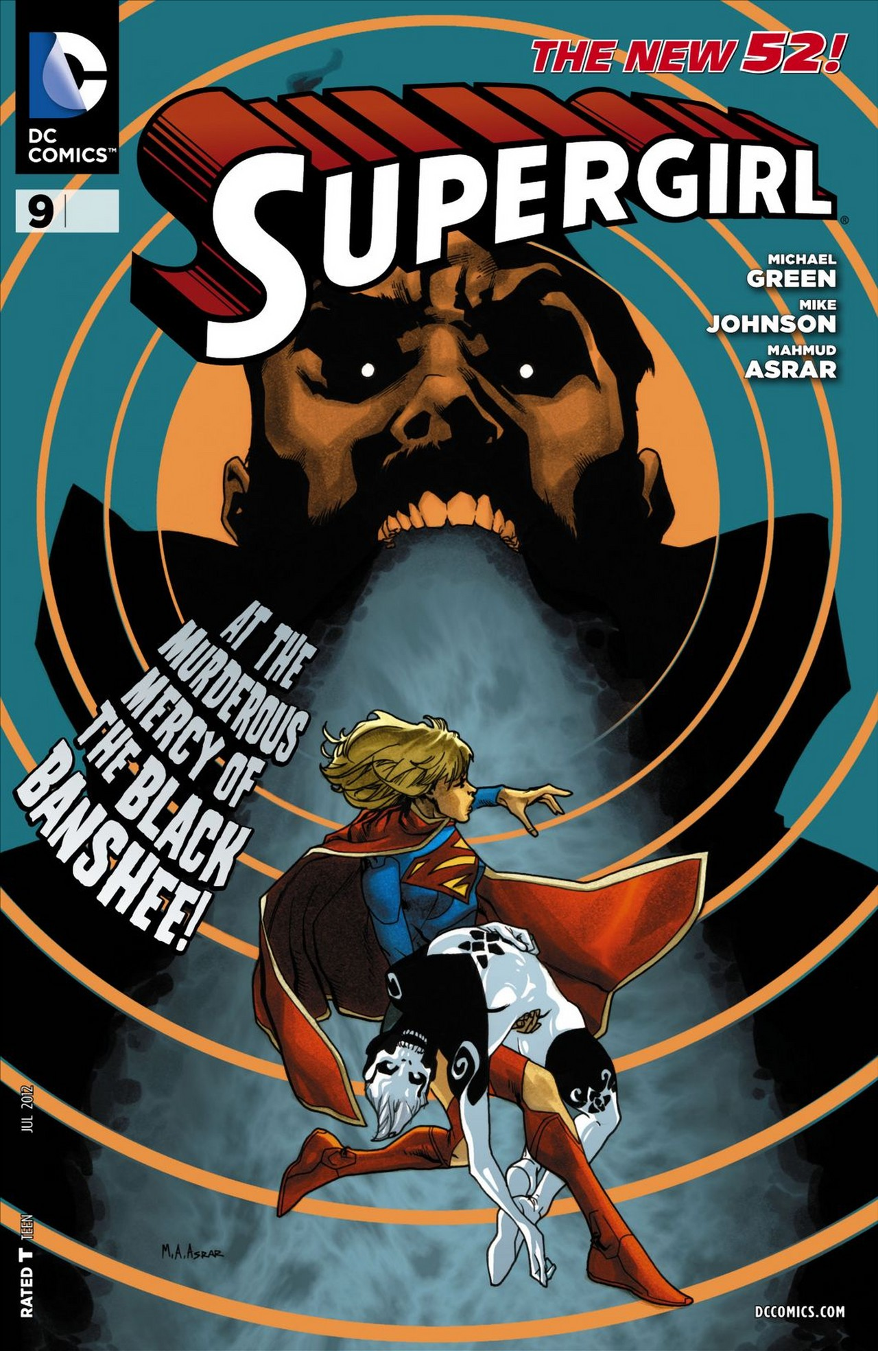 Supergirl Vol 6 9