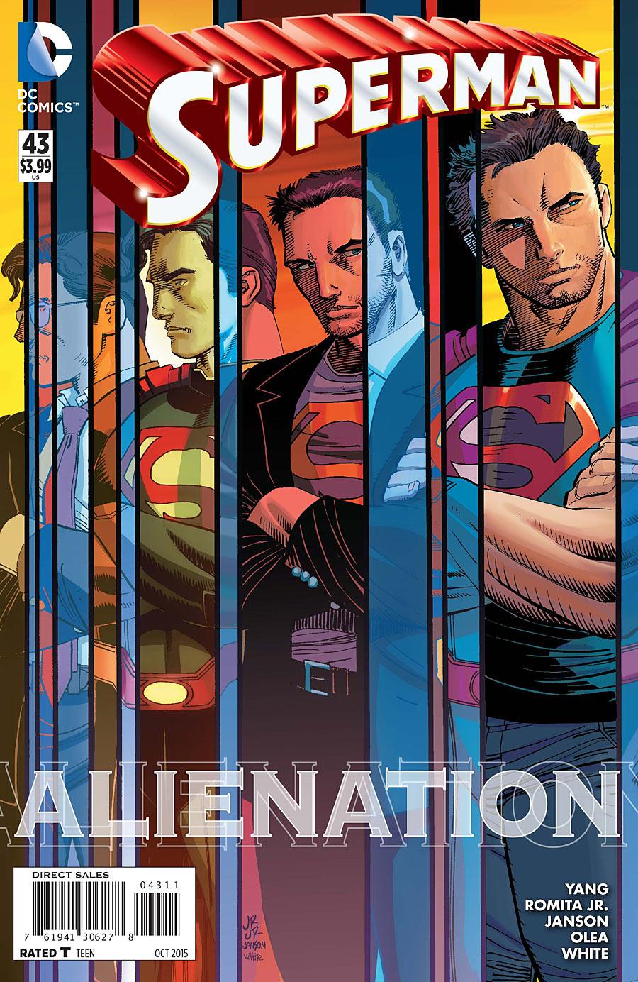 Superman Vol 3 43