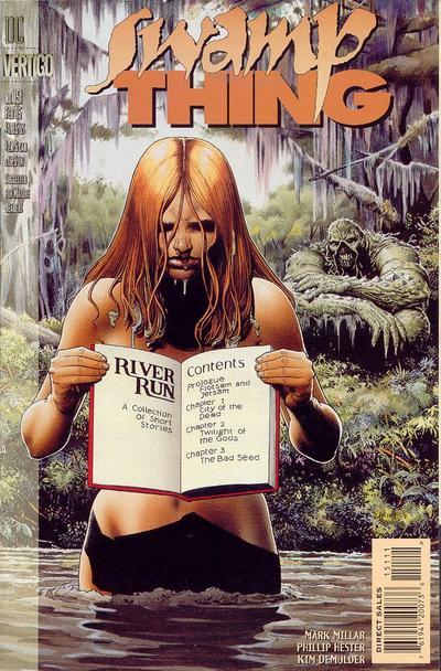 Swamp Thing Vol 2 151