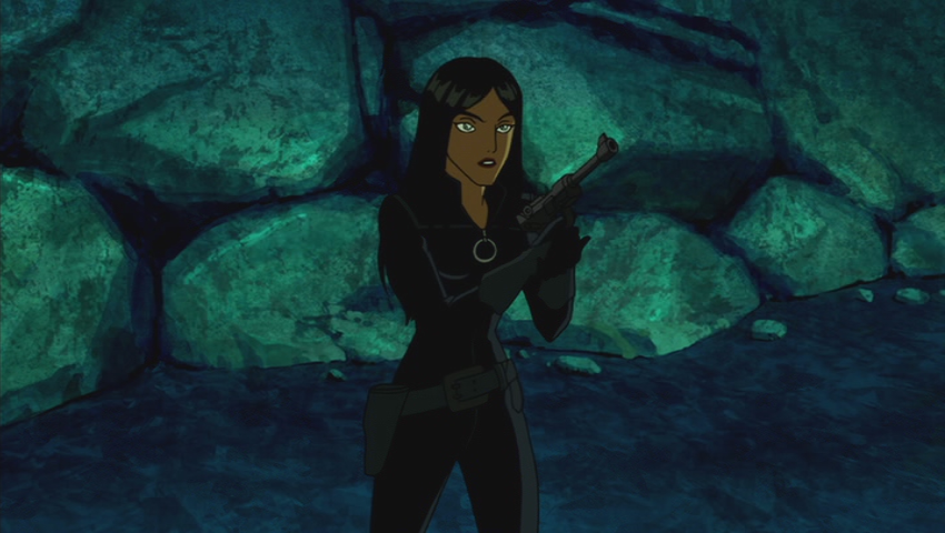 Talia al Ghul (Batman: Under the Red Hood)