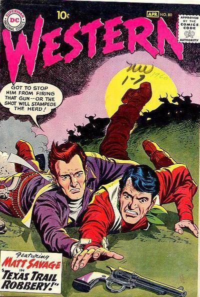 Western Comics Vol 1 80