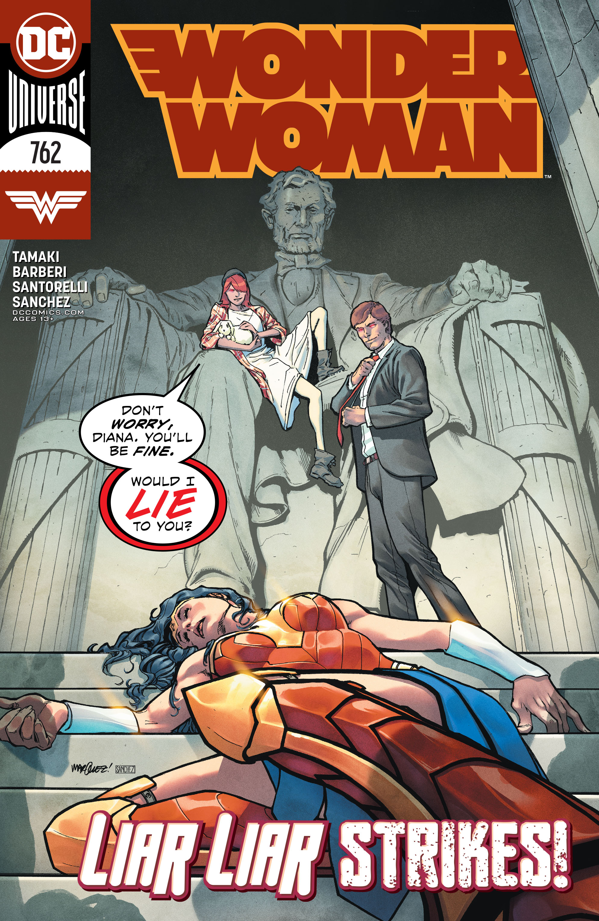 Wonder Woman Vol 1 762