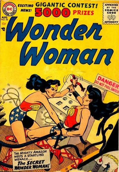Wonder Woman Vol 1 84