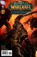 World of Warcraft Curse of the Worgen Vol 1 4