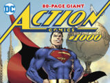 Action Comics Vol 1 1000