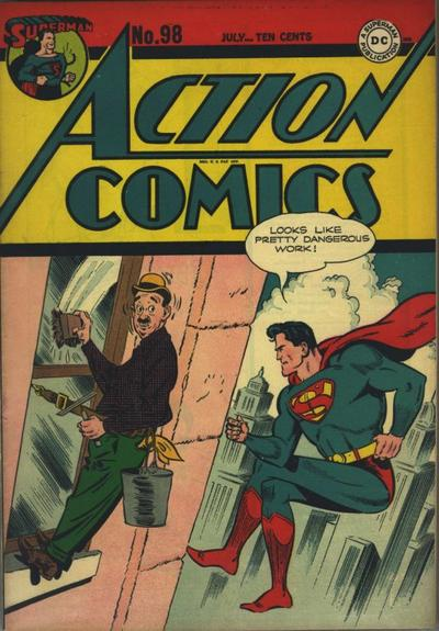 Action Comics Vol 1 98