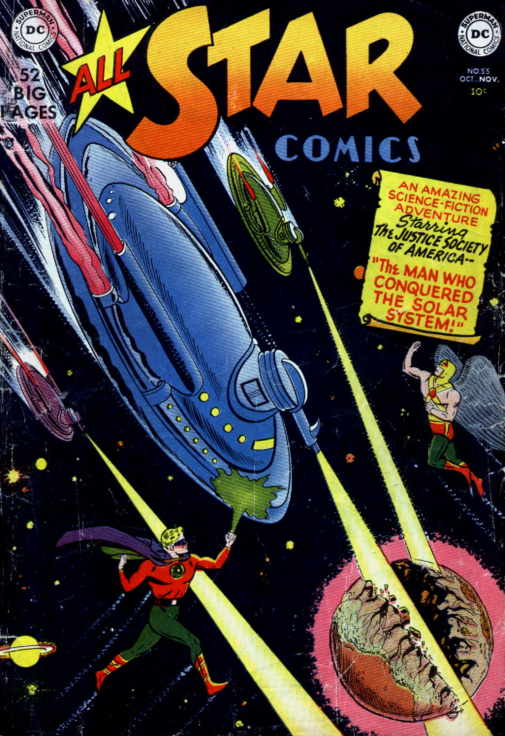 All-Star Comics Vol 1 55