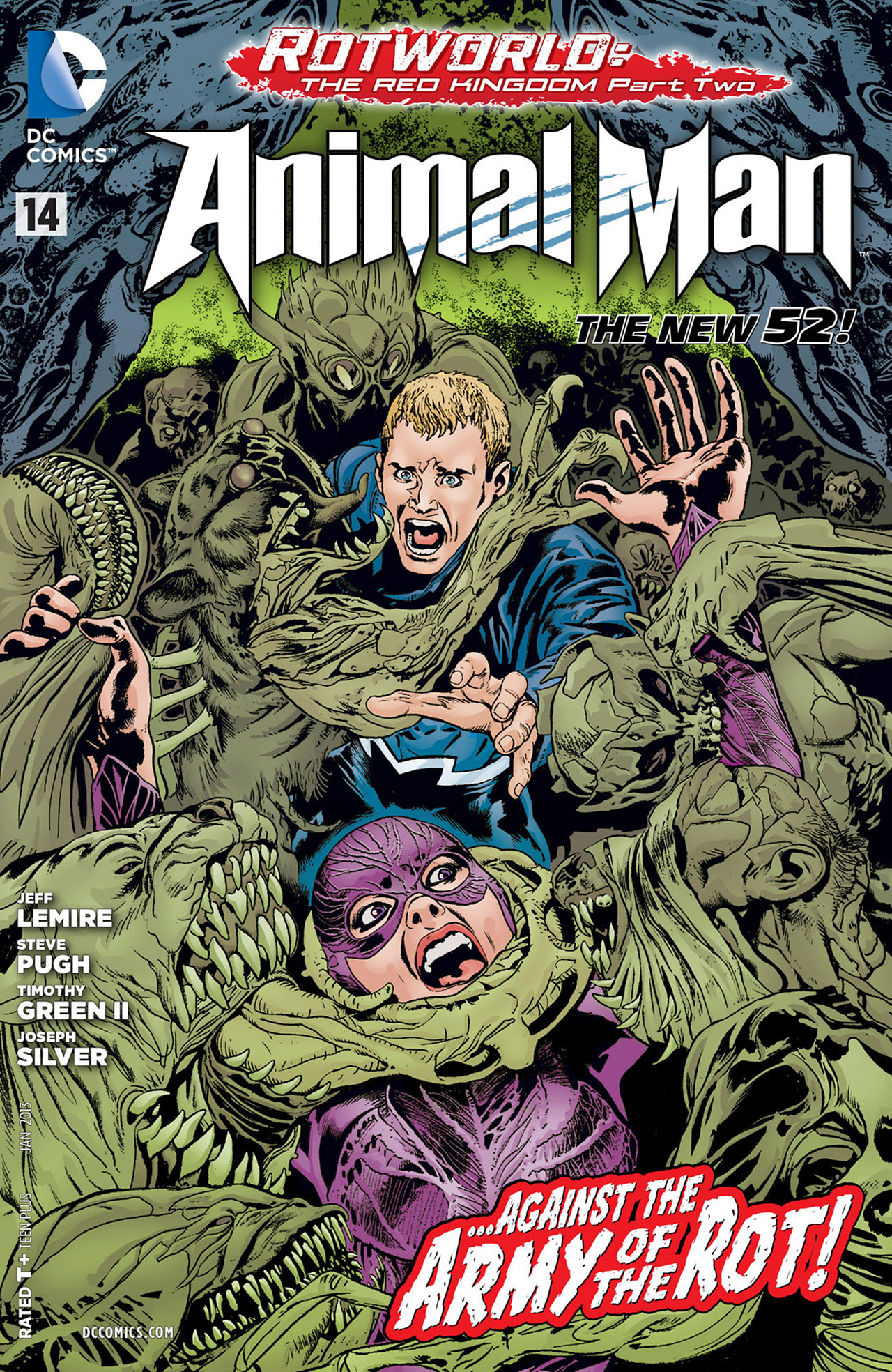 Animal Man Vol 2 14