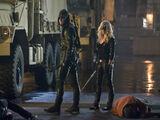 Arrow (TV Series) Episode: Crucible