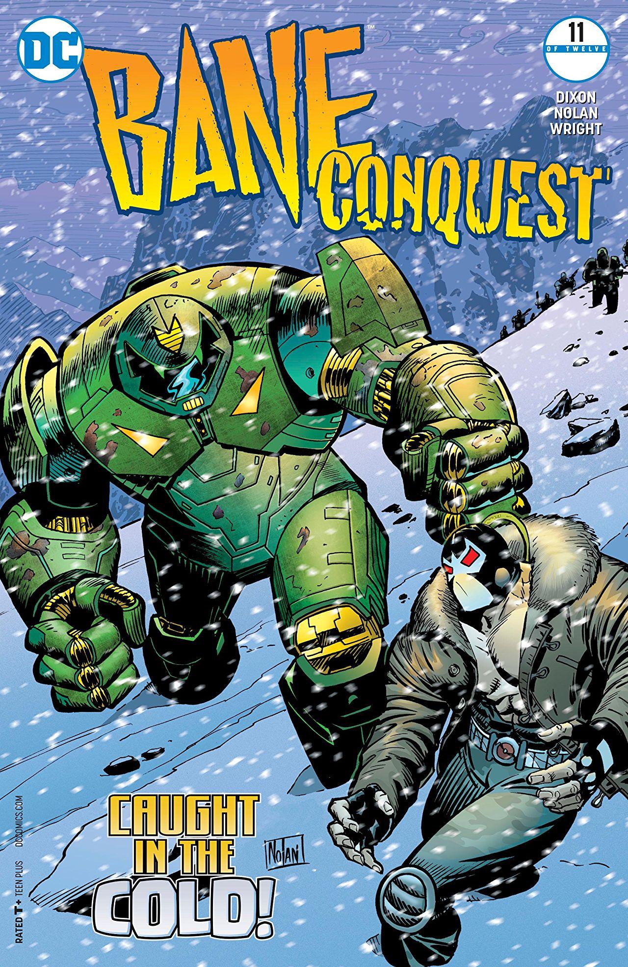 Bane: Conquest Vol 1 11