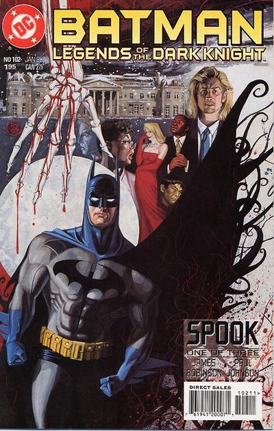 Batman: Spook