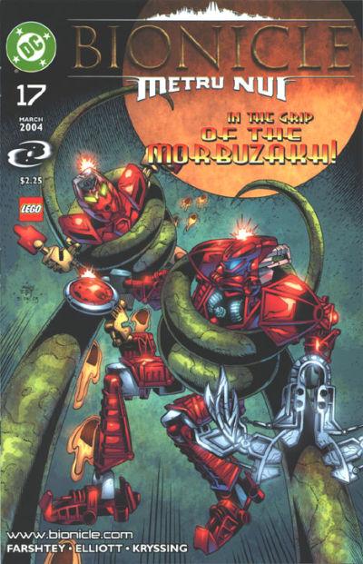Bionicle Vol 1 17