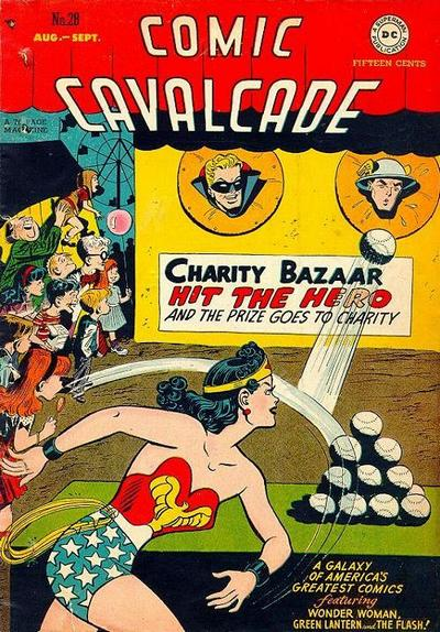 Comic Cavalcade Vol 1 28