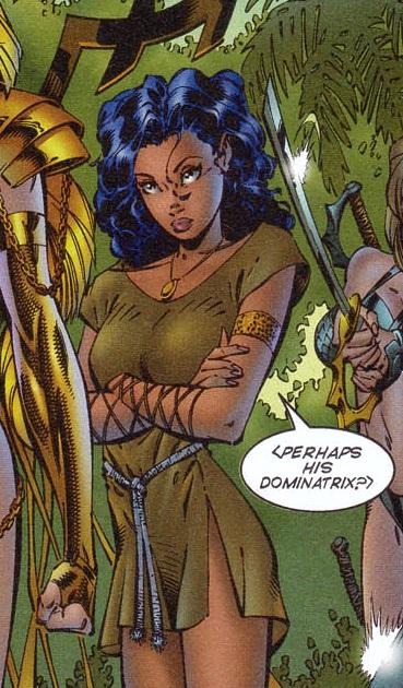 Daphne Morgan (Wildstorm Universe)