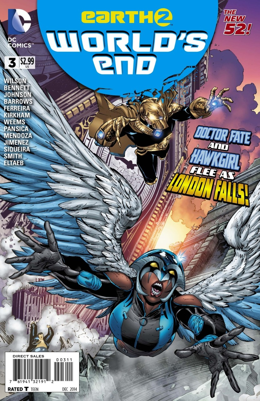 Earth 2: World's End Vol 1 3