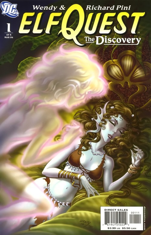 ElfQuest: The Discovery Vol 1