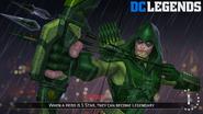 Green Arrow EA Legendary - DC Legends