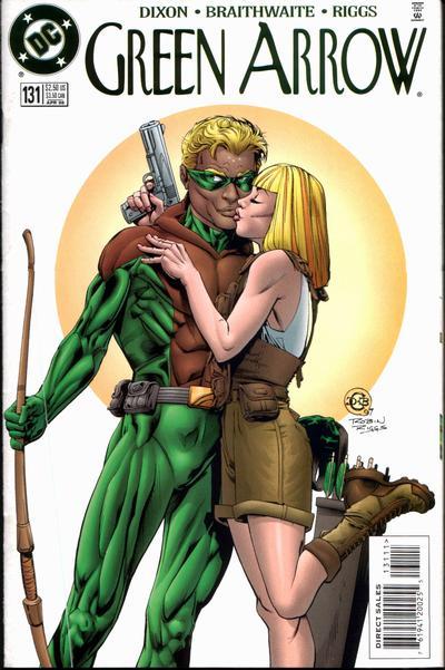 Green Arrow Vol 2 131