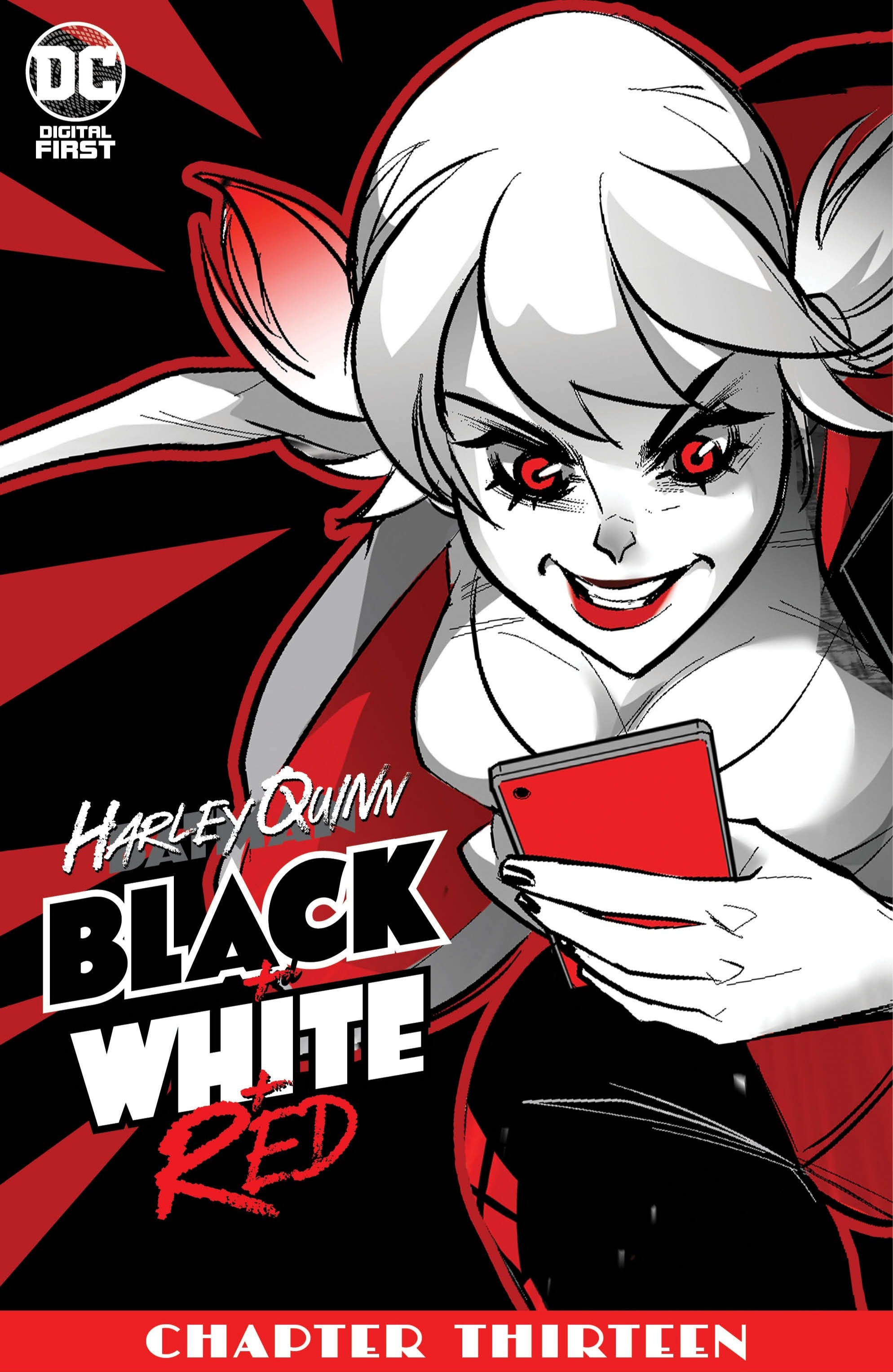 Harley Quinn: Black + White + Red Vol 1 13 (Digital)