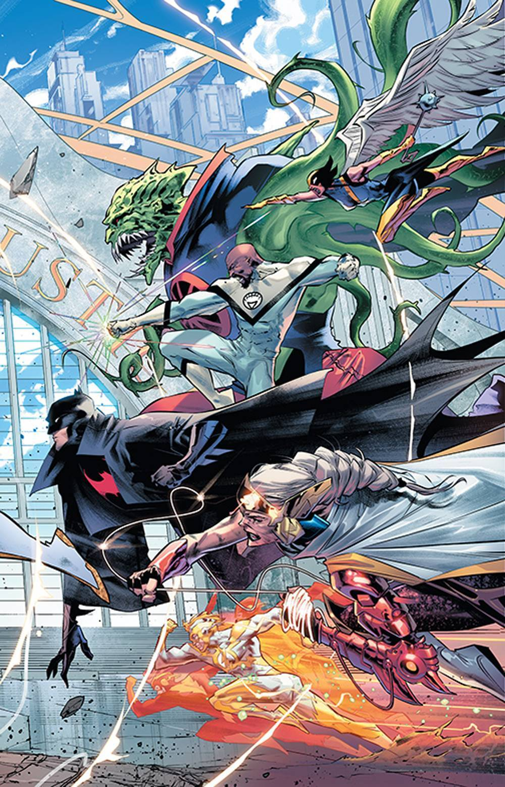 Justice League (Sixth Dimension)/Gallery