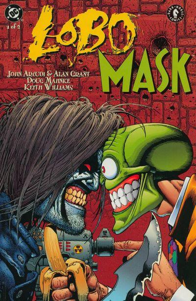 Lobo/Mask Vol 1 1