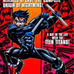 Nightwing Secret Files and Origins Vol 1 1