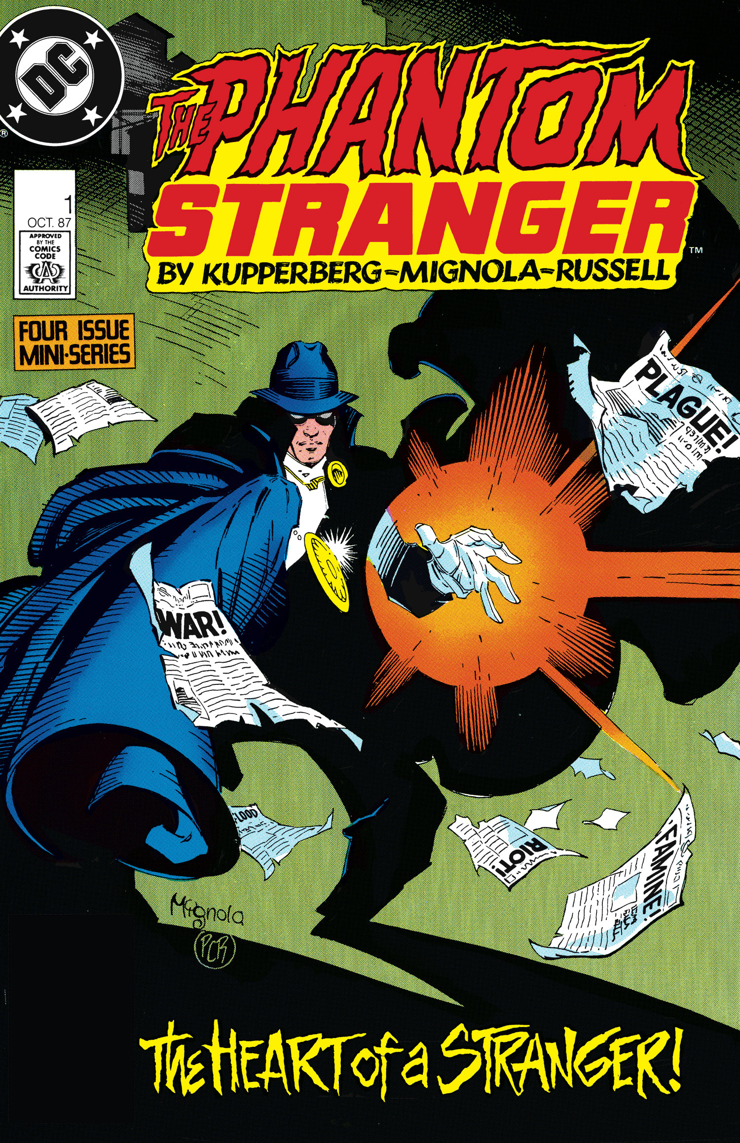 The Phantom Stranger Vol 3 1