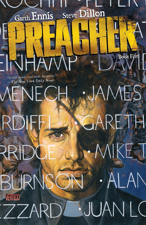 Preacher: Book Five (Collected)