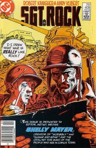 Sgt. Rock Vol 1 408