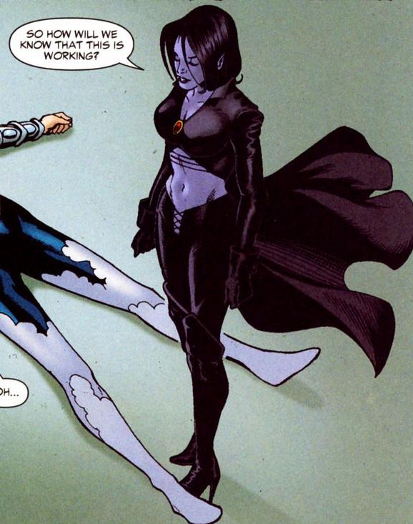 Tasmia Mallor (Earth-Prime)