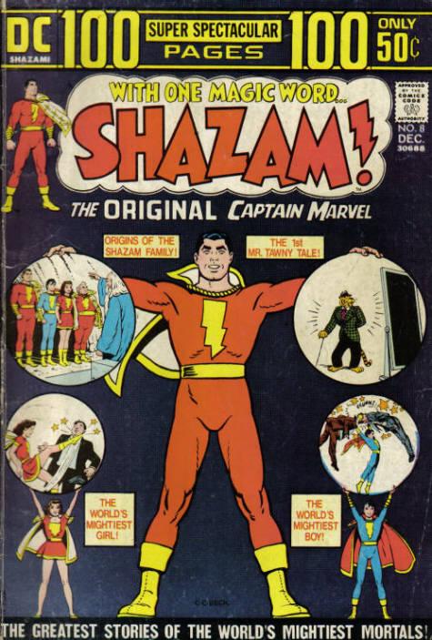Shazam! Vol 1 8