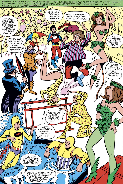 Super Foes (Super Friends)