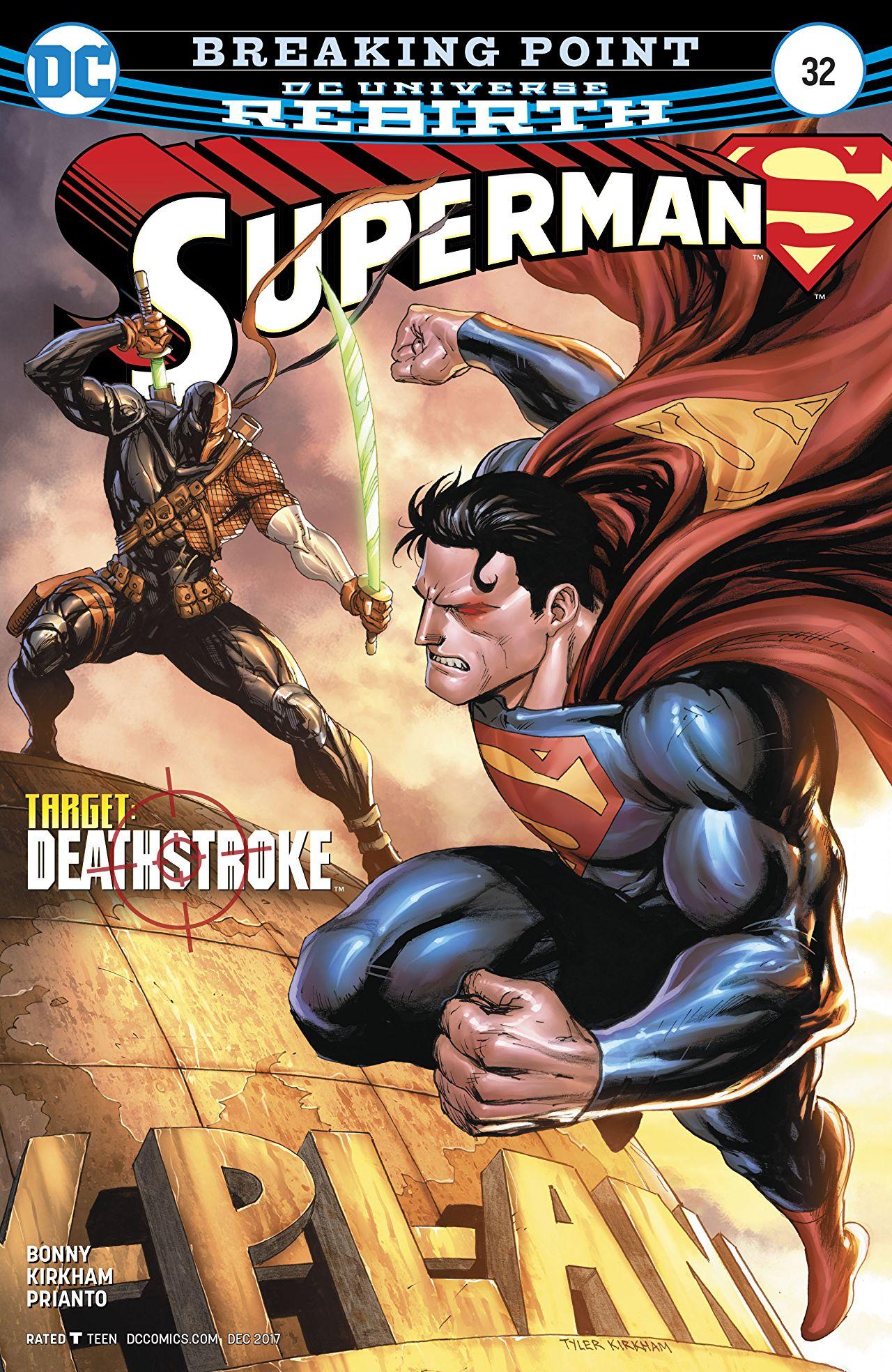 Superman Vol 4 32