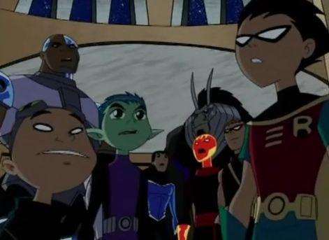 Teen Titans (TV Series) Episode: Winner Take All