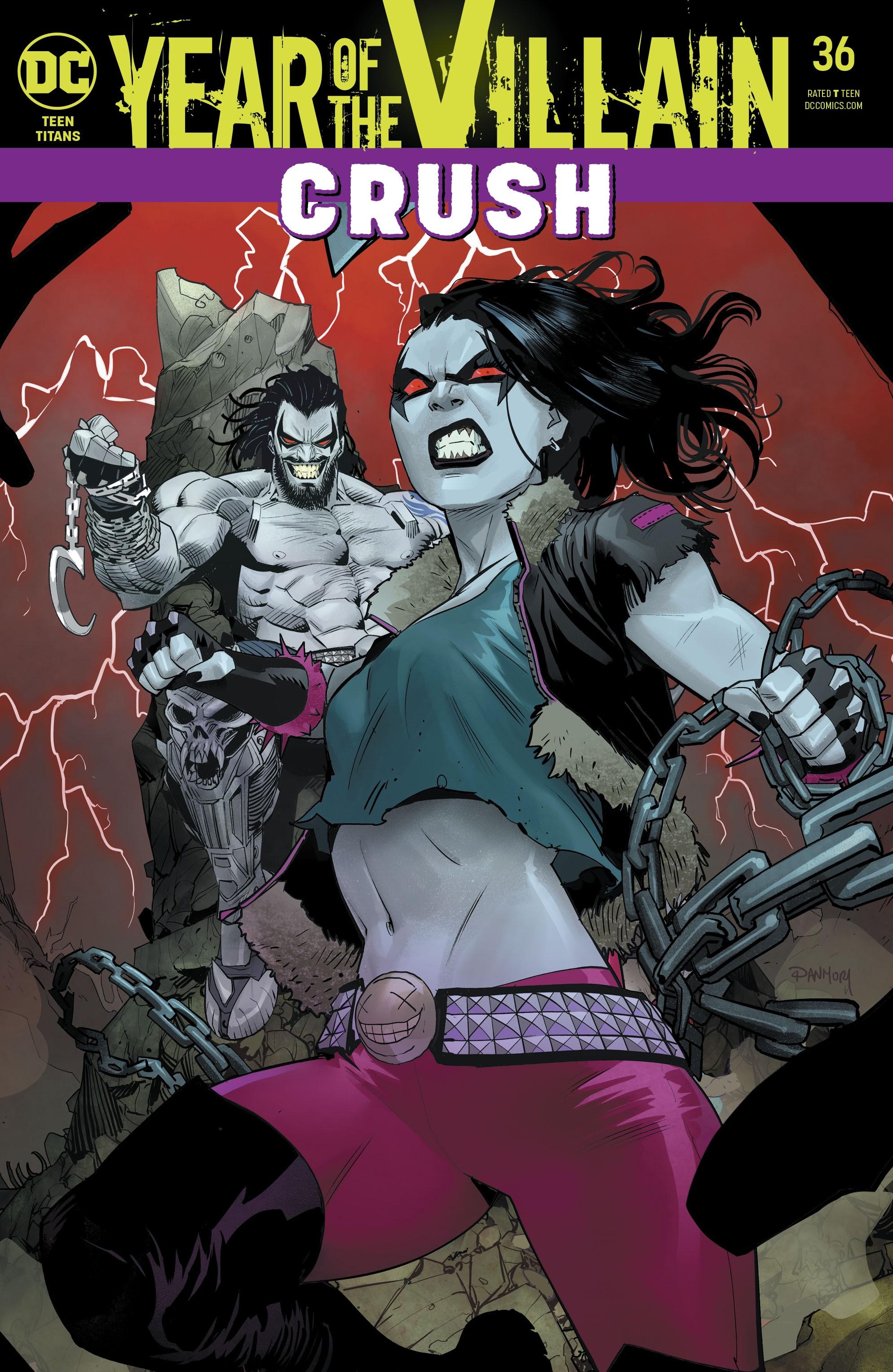 Teen Titans Vol 6 36