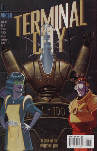 Terminal City Vol 1 8