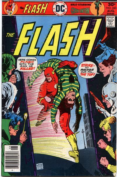 The Flash Vol 1 243