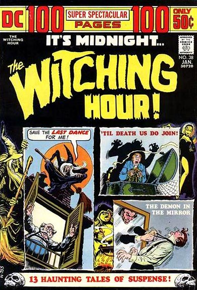 The Witching Hour Vol 1 38