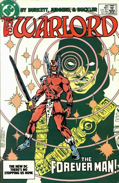 Warlord Vol 1 86