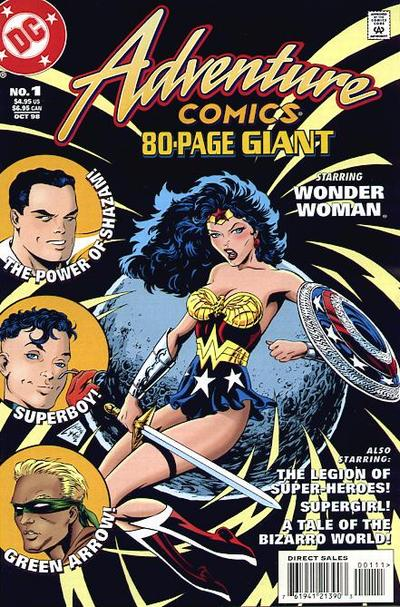 Adventure Comics 80-Page Giant Vol 1 1