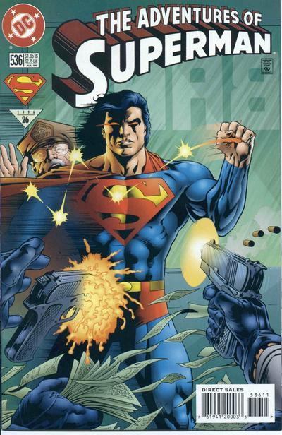 Adventures of Superman Vol 1 536