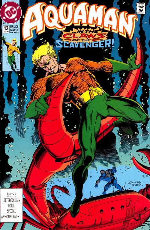 Aquaman Vol 4 13