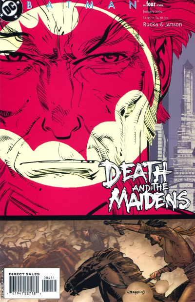 Batman: Death and the Maidens Vol 1 4